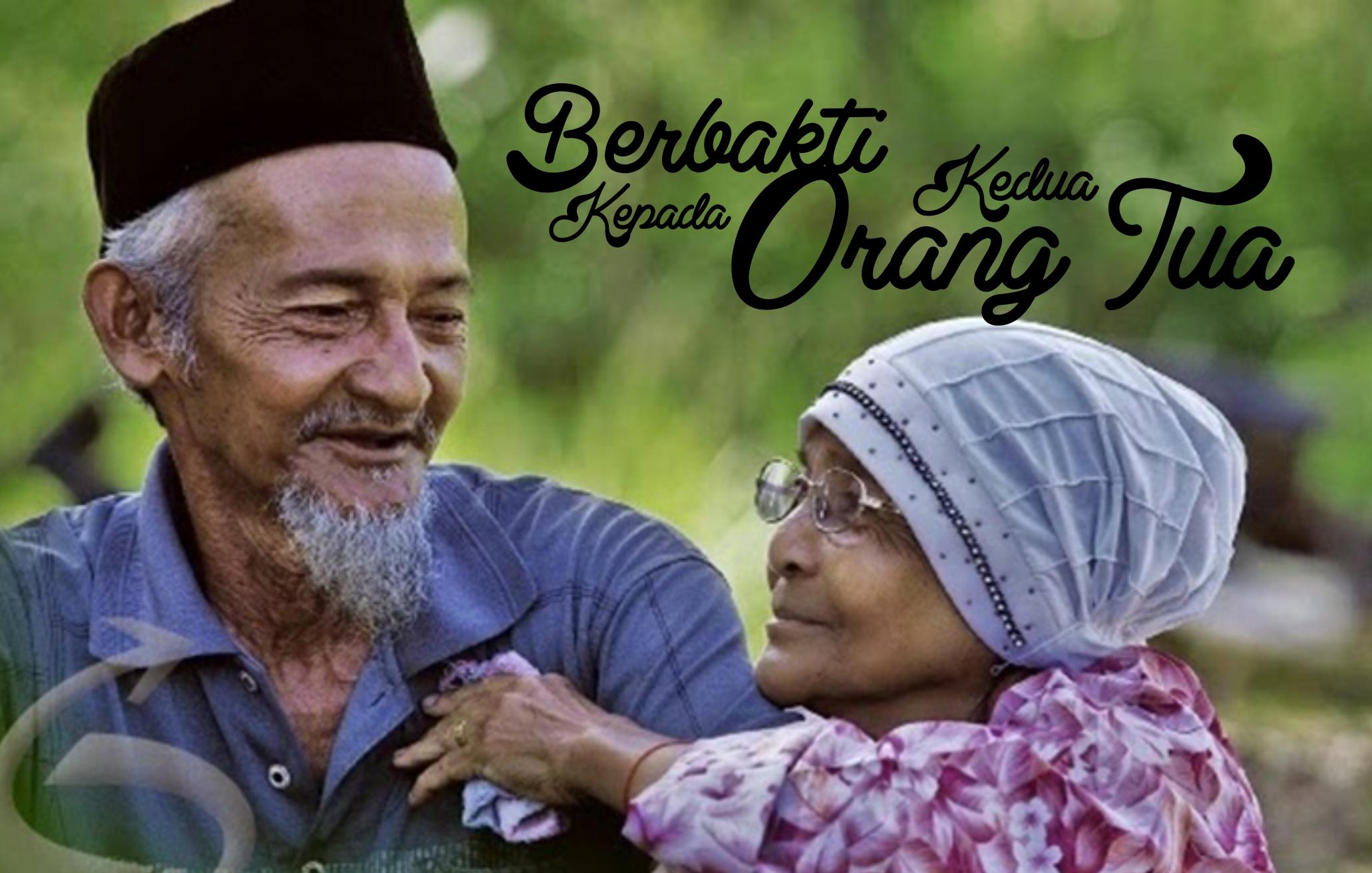 Berbakti Kepada Kedua Orang Tua Yayasan Amal Jariyah Indonesia