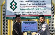 DPM Salurkan Puluhan Al Qur'an Melalui Program