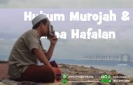 Hukum Murojah & Lupa Hafalan