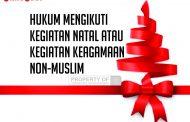 Hukum Mengikuti Kegiatan Natal atau Kegiatan Keagamaan Non-Muslim
