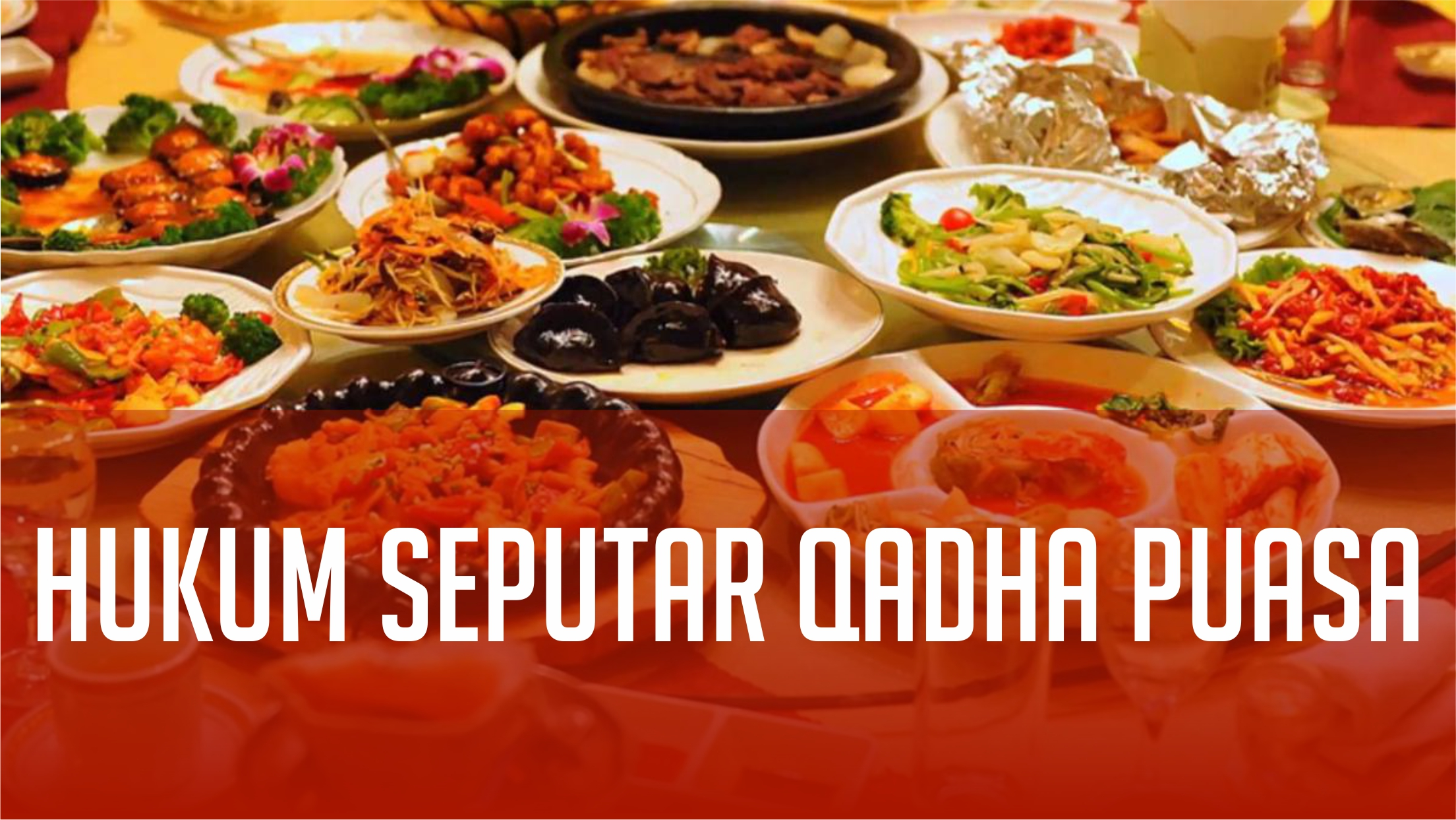 Hukum Seputar Qadha Puasa
