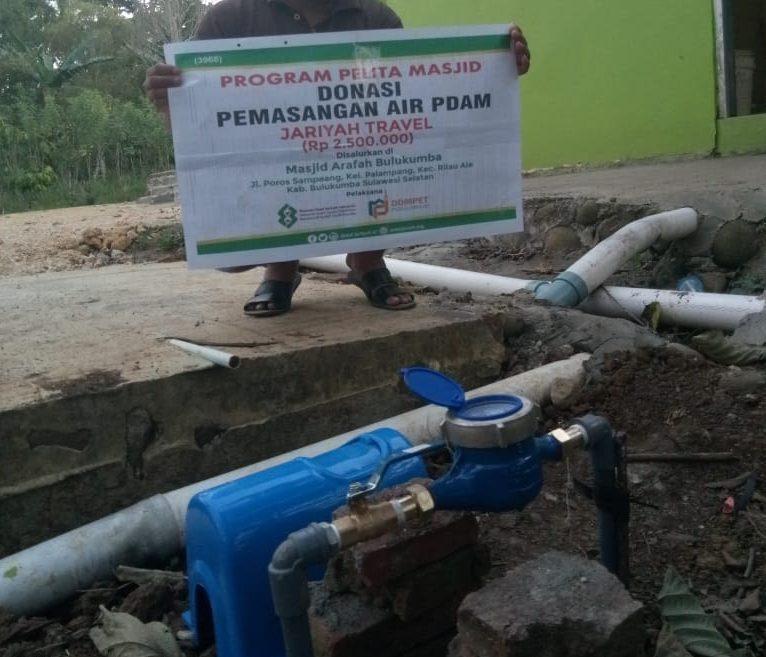 Indonesia Mendulang Emas, Jariyah Travel Dulang Pahala Produktif