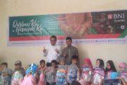 Qurban Edukasi TK & SD Al-Qurbah Parepare bersama BNI Syariah