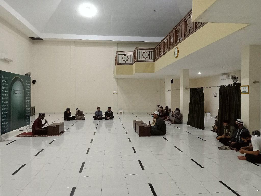 Ikhtibar Juz 30-29 Pesantren Mahasiswa YAJI