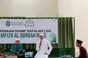 Tasmi' Hafalan 1 Juz Murid SD Hafizh Al Qurbah Bone