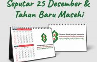 Khutbah Jumat - Seputar 25 Desember & Tahun Baru Masehi