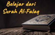 Khutbah Jumat - Belajar Dari Surah Al-Falaq