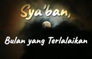 Khutbah Jumat - Sya'ban, Bulan yang Terlalaikan