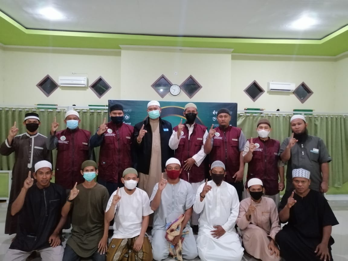 Ketua YAJI Melantik Sahabat Jariyah diberbagai Daerah