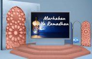 Khutbah Jumat - Marhaban Ya Ramadhan