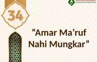Hadits : Amar Ma'ruf Nahi Mungkar